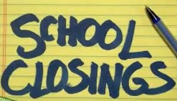 Closings For January 6 (Friday)
