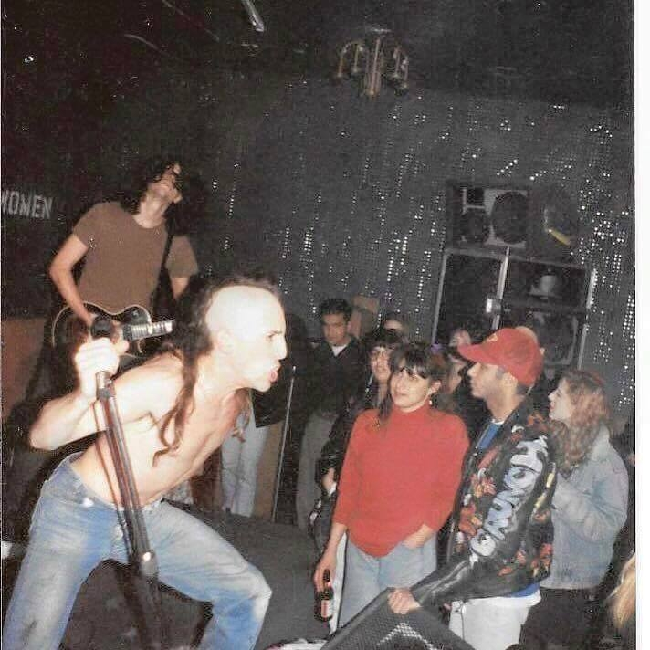 Photo's From A Tool Concert in 1991 Show A Familiar Face Is In The Crowd
