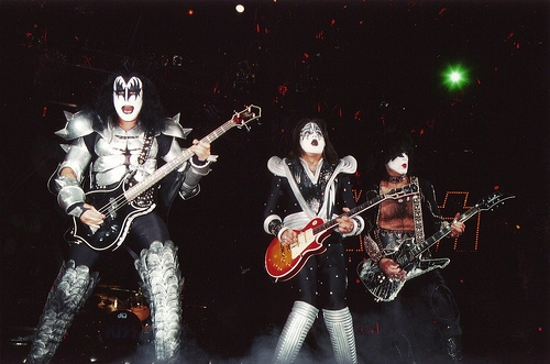 An Original Kiss Member Is Open For A Reunion