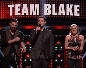 THE VOICE 2016 Battle With Mary Sarah & Justin Whisnant [VIDEO]