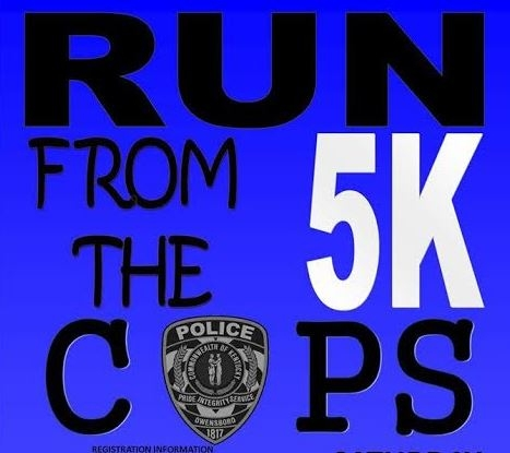 "OPD ""Run From The Cops"" 5K and Awareness Day Is April 23"