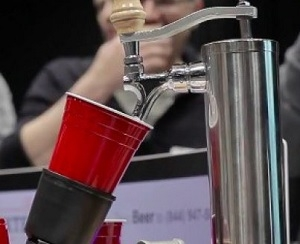 Robots That Pours Beer? That & More Coming Up On The Monday Midday Show!