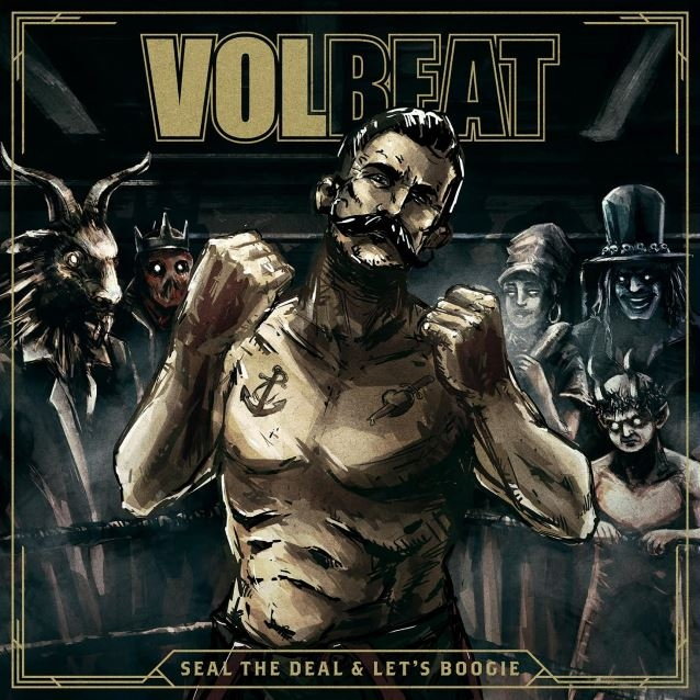 Volbeat Released Their First New Single In Three Years