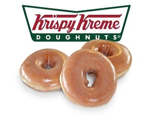 Join 94.7 WBIO For The Grand Opening Of Krispy Kreme On Tuesday!