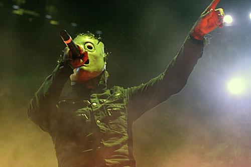 No More Headbanging Or Jumping For Slipknot's Corey Taylor