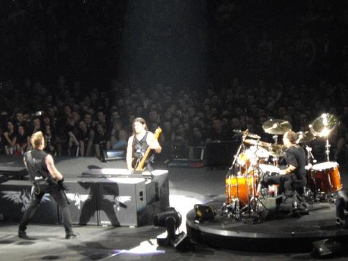 Metallica Is Going To Rock A Joe's Crab Shack...Kinda...Not Really