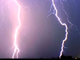 Severe Thunderstorm Watch In Effect Until 9pm
