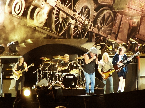 Original AC/DC Member To Retire At The End Of This Year