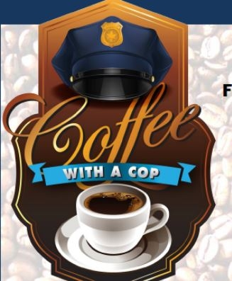"""OPD Hosts Annual """"Coffee With a Cop"""""""