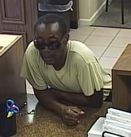 UPDATED: OPD Found US Bank Robber