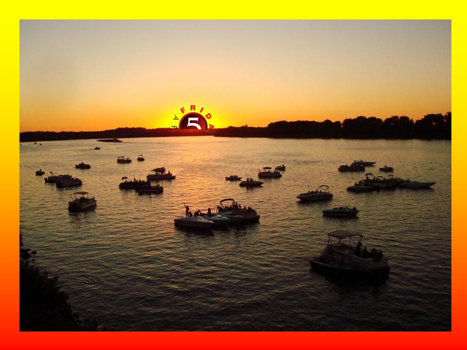 Friday After 5's Boat Parade to Light Ohio and Spirits