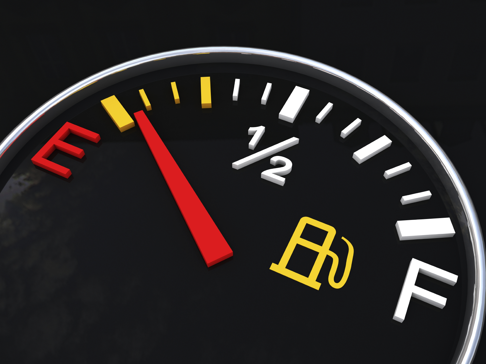 24 Million American Drivers Continue to Drive on Empty