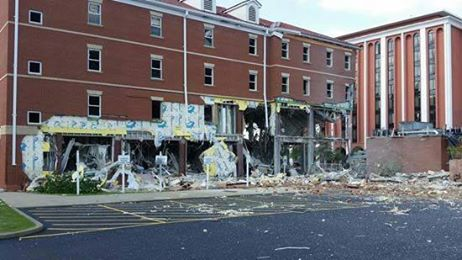 Update:  Two Injured in Murray State Explosion