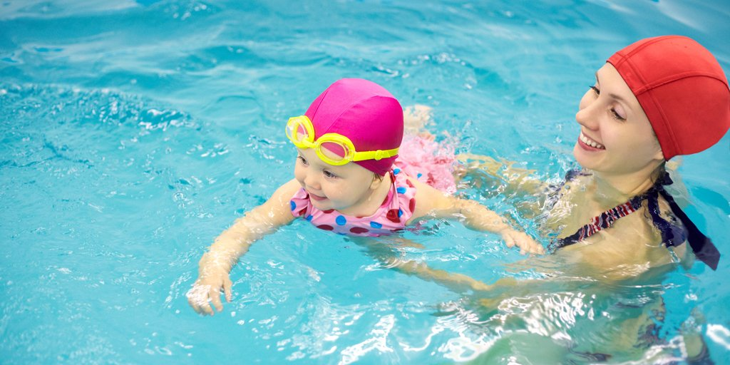 Parent/Tot Water Play Open Swim