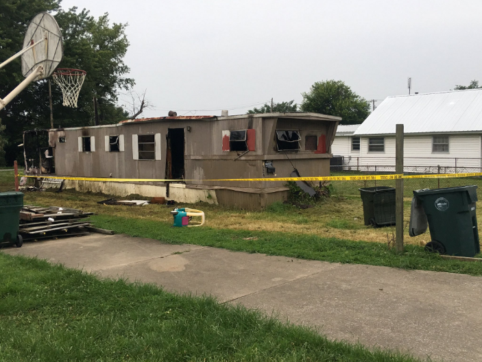 WFIE (updated): Fire damages home in Owensboro, couple goes to hospital to deliver baby