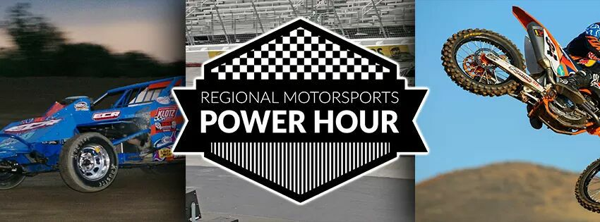 Regional Motorsports Power Hour