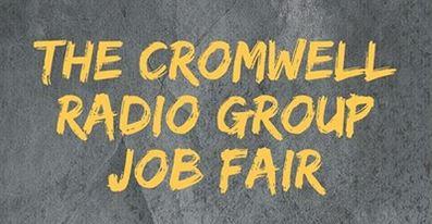 Cromwell Radio Job Fair is Thursday!