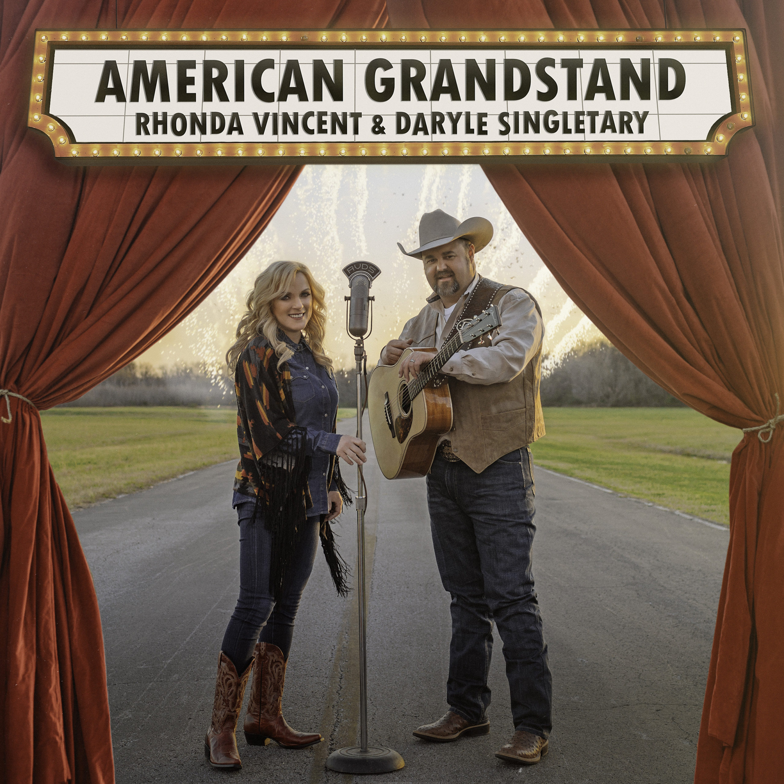 Rhonda Vincent & Daryle Singletary Show That Traditional Country Is Still Alive