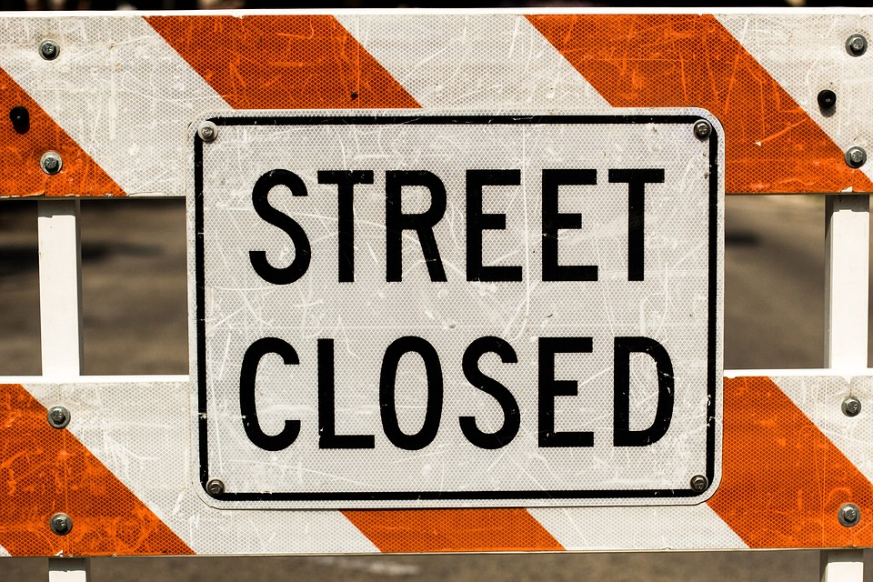 Owensboro: 2nd Street Closure