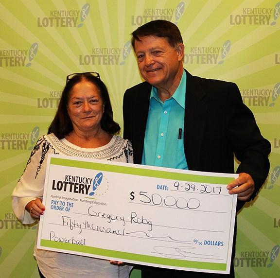 Owensboro Couple Claims Powerball Prize