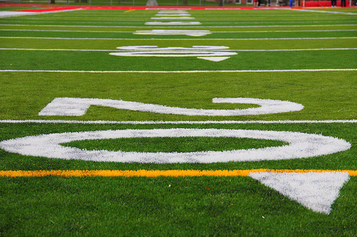AHS-DCHS Alumni Football Game Announcement