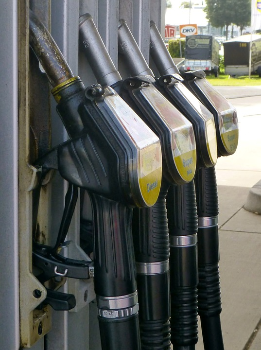 West Central Kentucky Gasoline Inches Upward