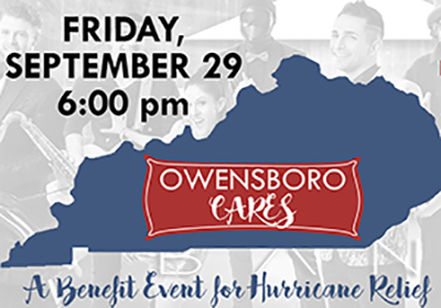 """Owensboro Cares"" Benefit Planned at the Owensboro Convention Center"