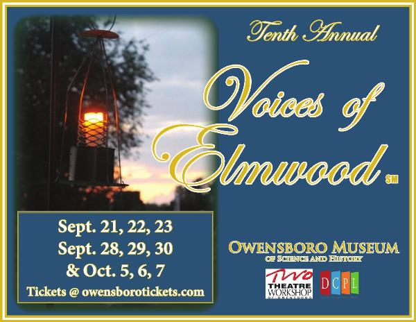 10th Annual Voices of Elmwood