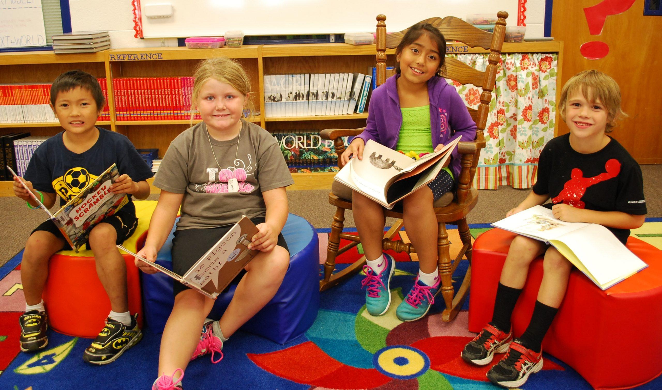 HES honored for Summer Reading program