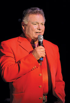 Leroy Van Dyke Celebrates 55th Anniversary Of Grand Ole Opry Induction