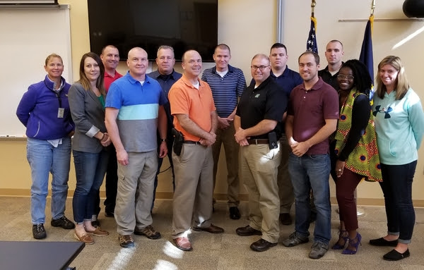 State Officers Attend Seminar