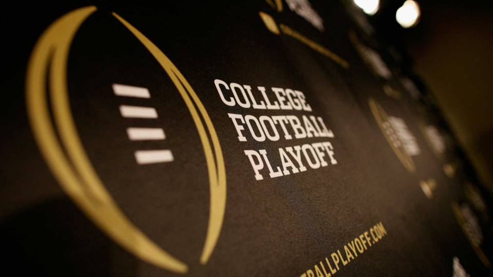 NEW CFP RANKINGS OUT