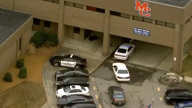 SHOOTING AT MARSHALL CTY HIGH SCHOOL