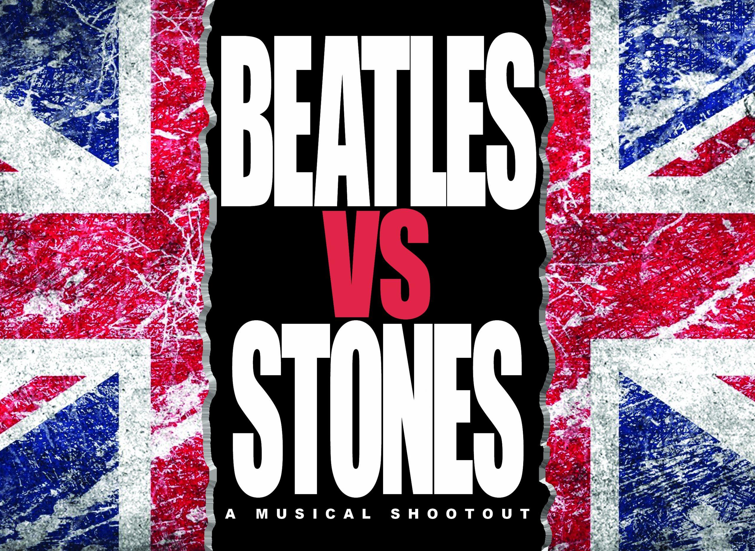 'Beatles Vs. Stones' In Owensboro Monday Night