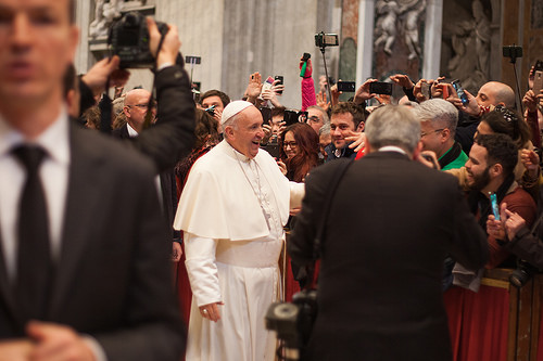 Pope Francis Gets Pappy From Kentucky Priest
