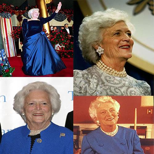 Senator McConnell Remembers Barbara Bush