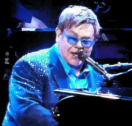 Elton John Movie 'Rocket Man' Set For May 17, 2019 Release