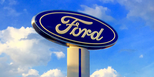 Ford Plant Back to Production
