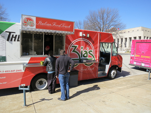 Owensborto Food Trucks Discussion Continues