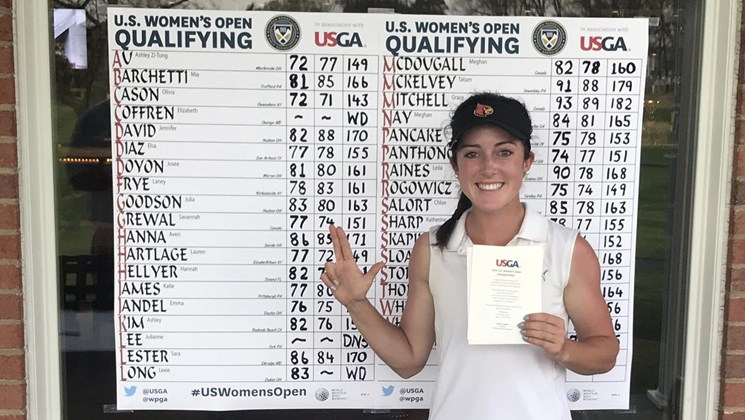 OCHS Alum Olivia Cason Qualifies for Women's US Open
