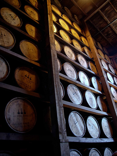 Officials, Company Waiting After Bardstown Bourbon Warehouse Collapse