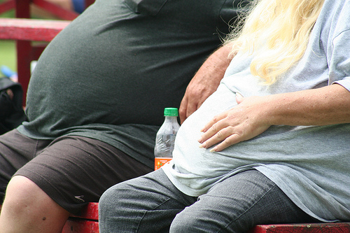 Obesity More Prevalent In Rural Counties