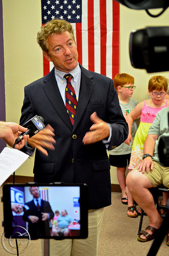 Kentucky's Rand Paul Heading To Russia