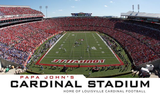 U of L Looking At Name Change For Papa John's Cardinal Stadium