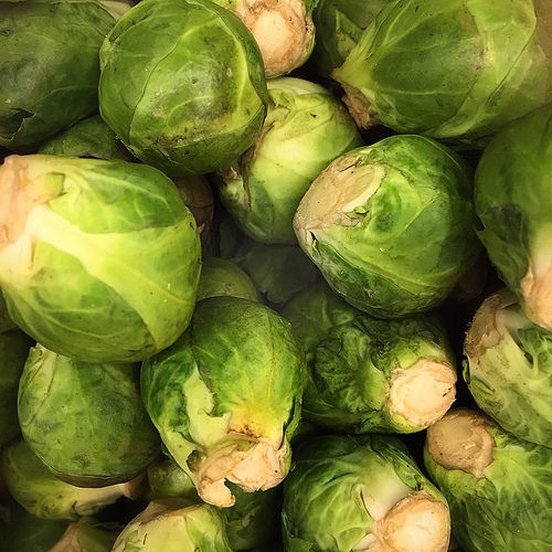 Kentucky Among States Where Mislabeled Brussels Sprouts Were Sold