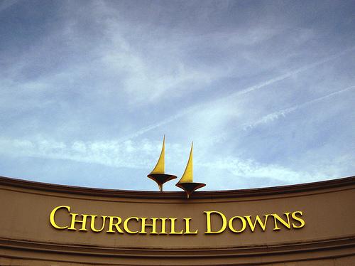 Spokesman For Churchill Downs Passes Away
