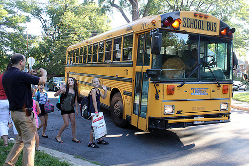 ISP Reminding Drivers to Stop for School Buses