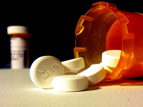 Man Indicted For Stealing Cancer Patient's Meds