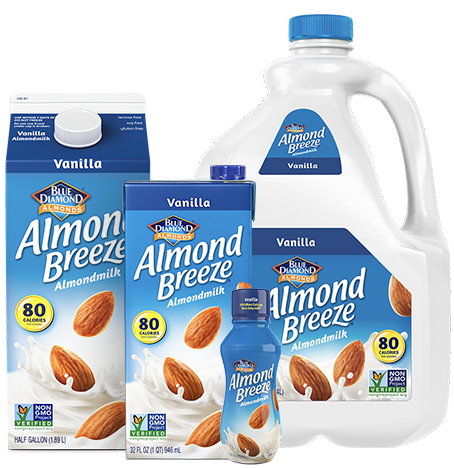 Almond Breeze Recalls Almond Milk