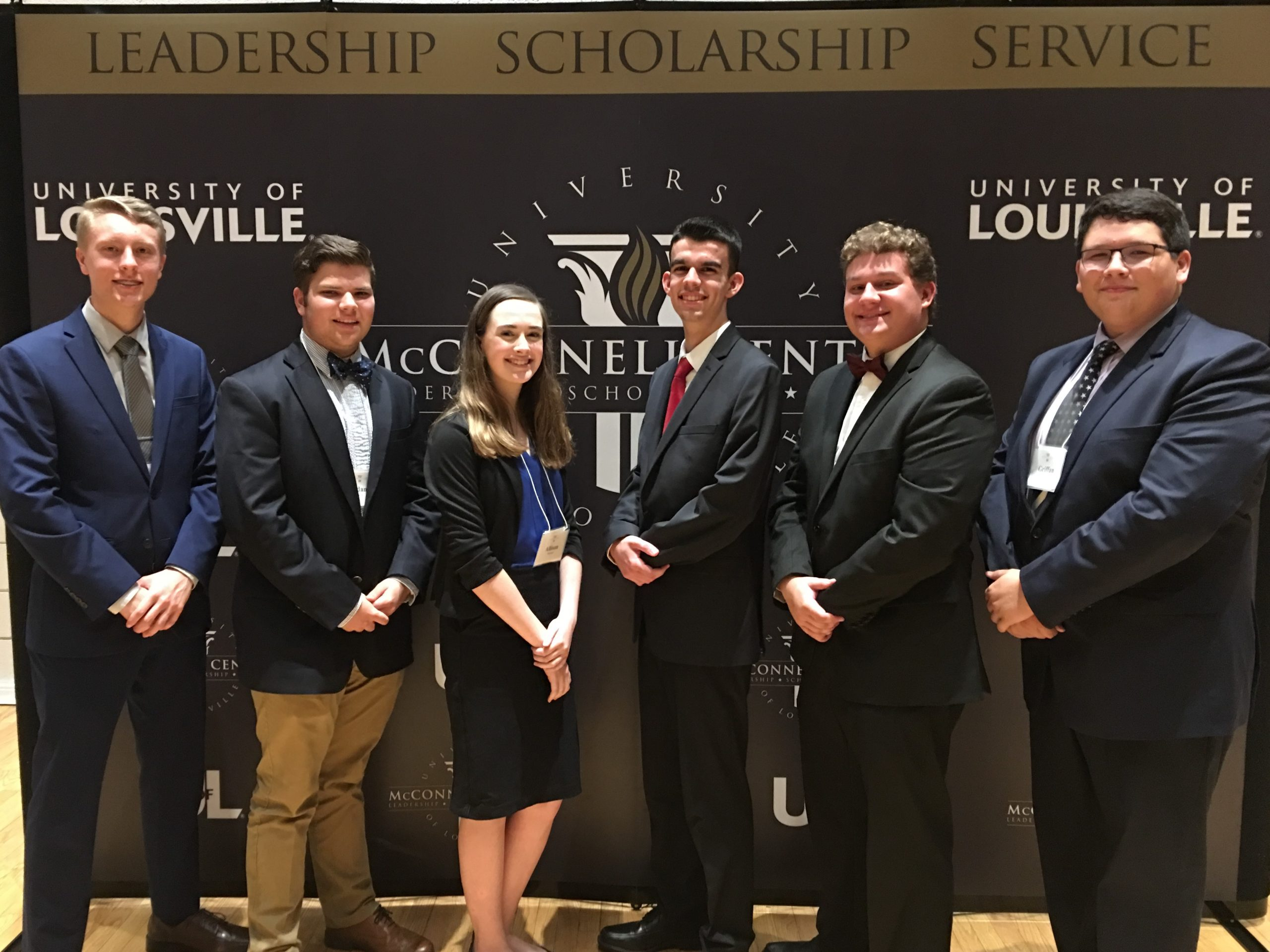 DCHS students attend Young Leaders Academy